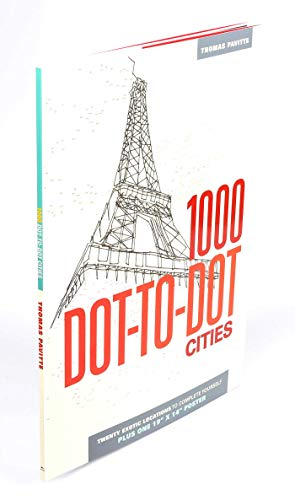 9781626860667: 1000 Dot-To-Dot: Cities