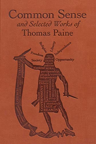 9781626860971: Common Sense and Selected Works of Thomas Paine (Word Cloud Classics)