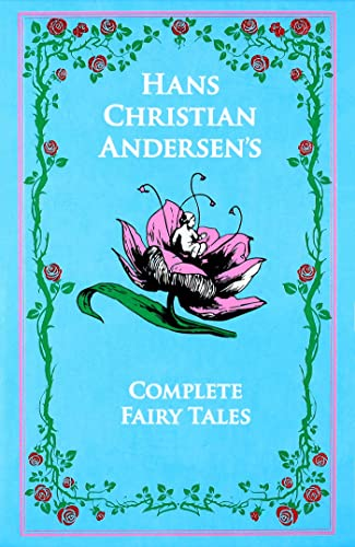 9781626860995: Hans Christian Andersen's Complete Fairy Tales (Leather-bound Classics)