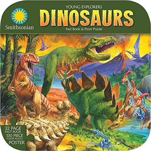 9781626861459: Smithsonian Young Explorers: Dinosaurs