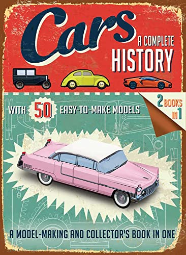 9781626861541: Cars: A Complete History