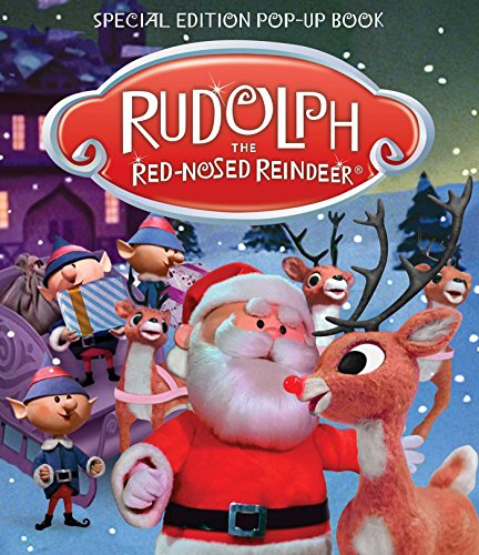 9781626861978: Rudolph the Red-Nosed Reindeer Pop-Up Book