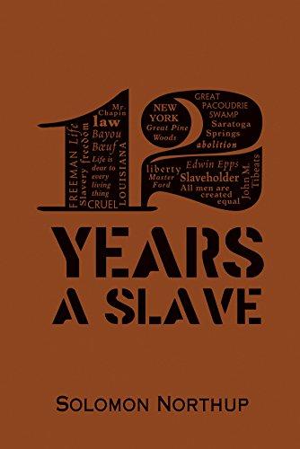 9781626862364: 12 Years A Slave (Word Cloud Classics)