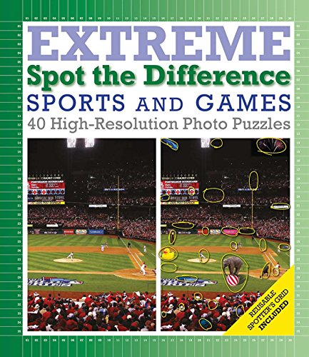 Sports and Games: Extreme Spot the Difference: Galland, Richard W.