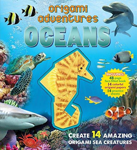 9781626862517: Origami Adventures: Oceans