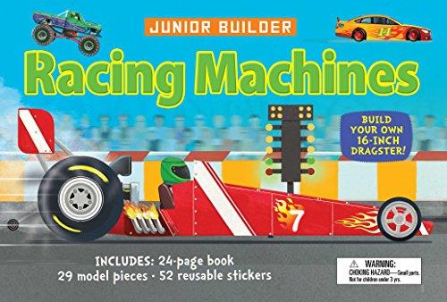 9781626862524: Junior Builder: Racing Machines
