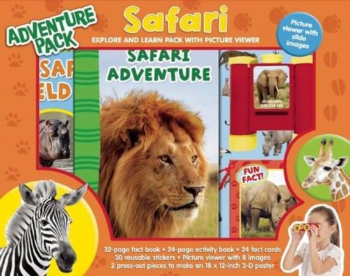 Adventure Pack: Safari: Stierle, Cynthia