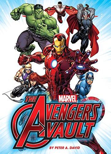 9781626862999: Marvel: The Avengers Vault