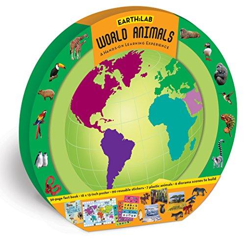 Earth Lab: World Animals: Sonntag, Linda