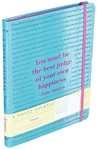 9781626863378: A Novel Journal: Emma (Novel Journals)