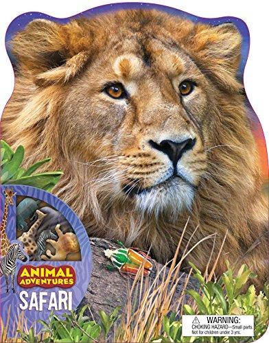 9781626863576: Animal Adventures: Safari