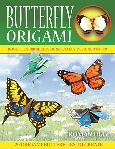 9781626863675: Butterfly Origami (Origami Books)
