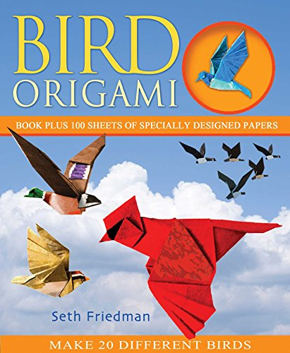 Bird Origami (Origami Books): Friedman, Seth
