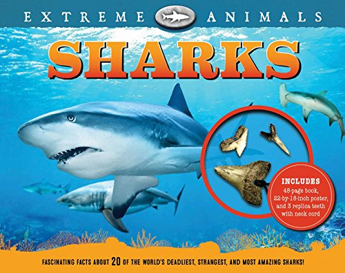 Extreme Animals: Sharks: Grossblatt, Ben