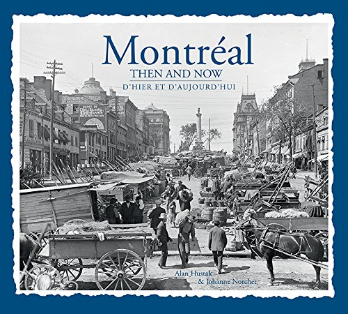 9781626863866: Montreal Then & Now