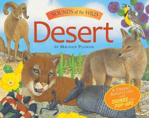 9781626864191: Sounds of the Wild: Desert (Pledger Sounds)