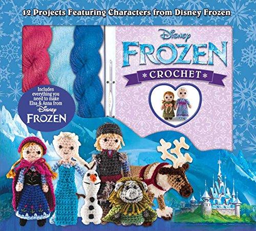 9781626864436: Disney Frozen Crochet [Box Set]