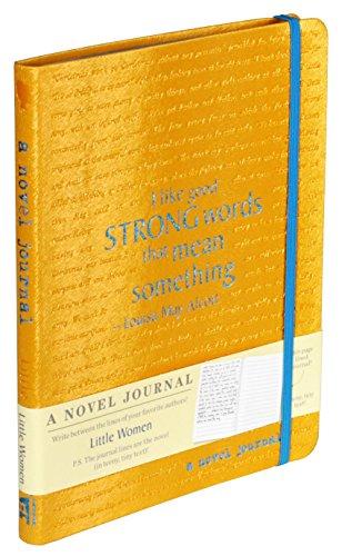9781626865198: A Novel Journal: Little Women (Novel Journals)