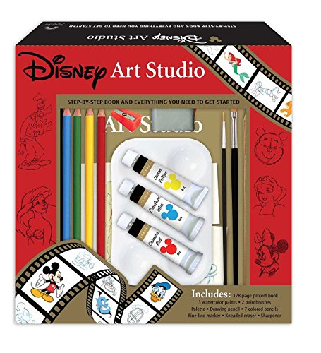 9781626865372: Disney Art Studio