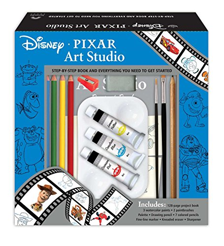 Disney-Pixar Art Studio: The Disney Storybook Artists