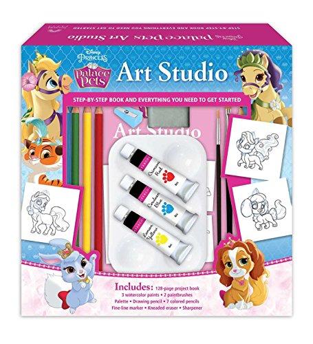 Disney Palace Pets Art Studio: The Disney Storybook Artists