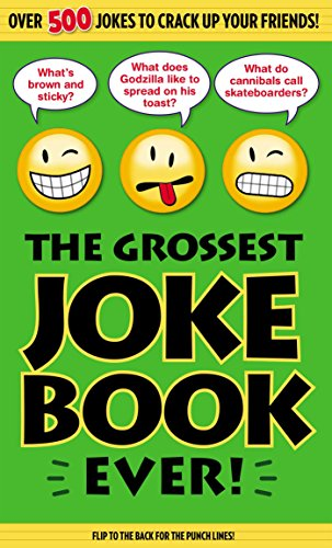 9781626865853: The Grossest Joke Book Ever!