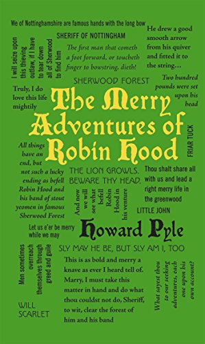 9781626866089: The Merry Adventures of Robin Hood