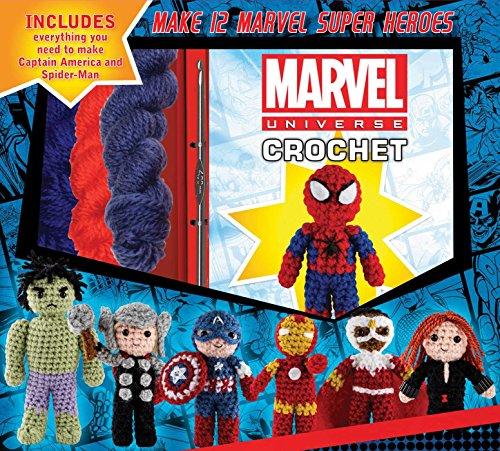 Marvel Universe Crochet Format: Kit