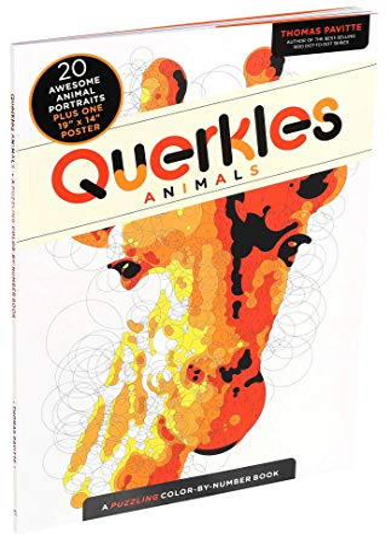 9781626867918: Querkles: Animals