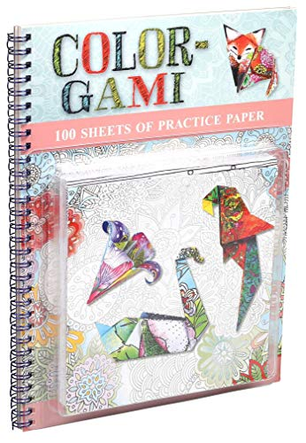 9781626868076: Color-Gami (mass market) (Mass Market Origami Books)