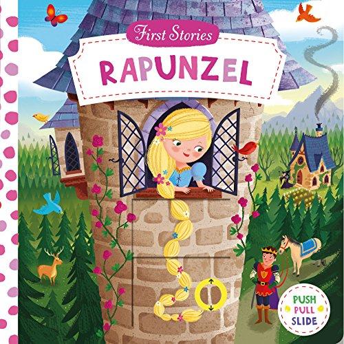 9781626869004: First Stories: Rapunzel