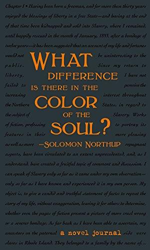 A Novel Journal: 12 Years a Slave (Compact) (Novel Journals): Solomon Northup