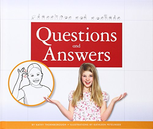 Questions and Answers (Talking Hands): Kathy Thornborough