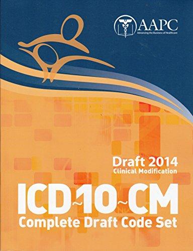 2014 ICD-10-CM Modification Draft Code Set: Aapc