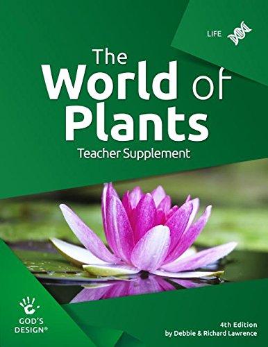 9781626914254: World of Plants Teacher Supplement