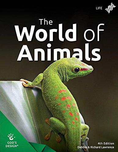 9781626914308: World of Animals (God's Design)