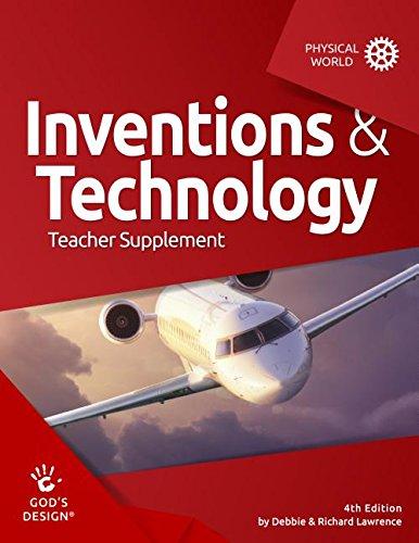 9781626914568: Inventions & Technology Teacher Supplement (God's Design)