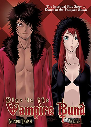 Dive in the Vampire Bund Vol. 1 (Dance in the Vampire Bund)