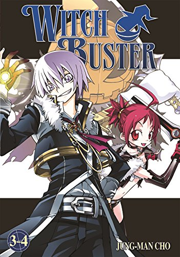 Witch Buster, Volumes 3-4: Cho, Jung-Man