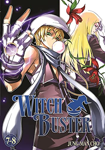 Witch Buster Vol. 7-8: Cho, Jung-Man