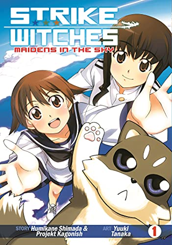 9781626920286: Strike Witches Maidens in the Sky 1
