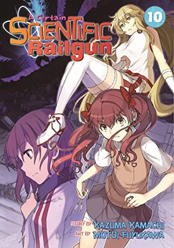 A Certain Scientific Railgun Vol. 10: Kamachi, Kazuma