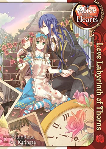 9781626920545: Alice in the Country of Hearts: Love Labyrinth of Thorns