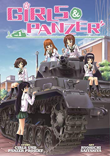 Girls & Panzer, Volume 1 (Girls Und Panzer): Girls Und Panzer Production Committee