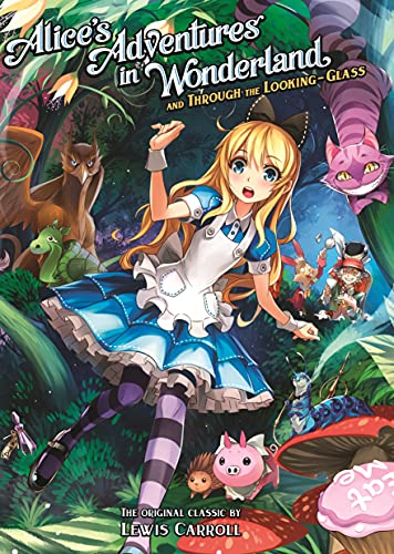9781626920613: Alice's Adventures in Wonderland and Through the Looking Glass (Illustrated Classics)