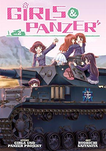 9781626920644: Girls und Panzer: Vol.2