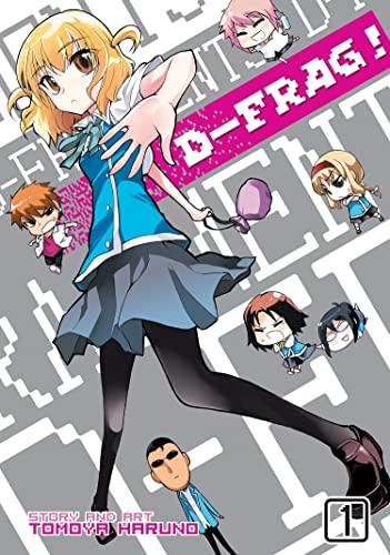 D-Frag!, Vol. 1: Tomoya Haruno