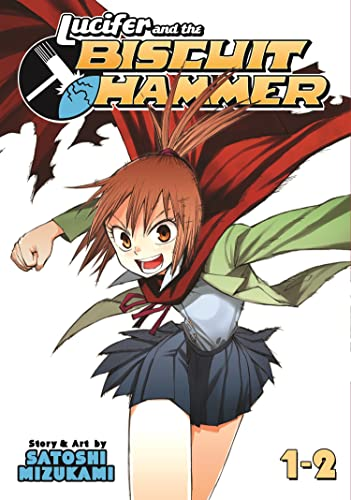 9781626920859: Lucifer and the Biscuit Hammer: Volume 1-2