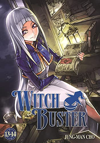 Witch Buster Vol. 13-14