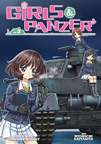 9781626921016: Girls Und Panzer: v.3 (Girls & Panzer)